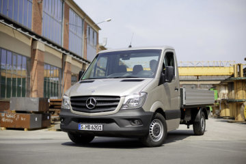 Mercedes-Benz Vans realigns its strategy for future Sprinter production