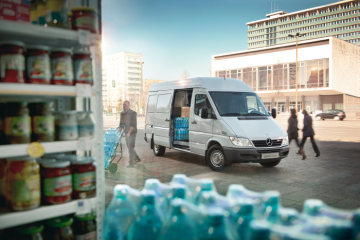 Mercedes-Benz Vans Gets Off to s Strong Start in Russia: Local Production of the Sprinter Classic Begins