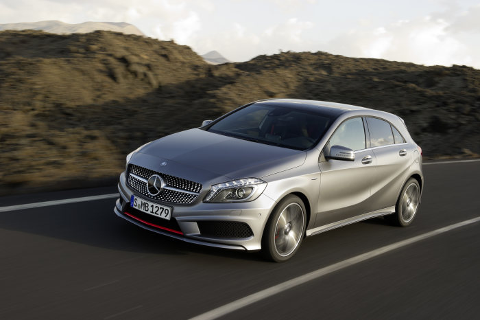 Additional Production Capacities for the Mercedes-Benz A-Class: Contract Manufacturing Starts at Valmet Automotive