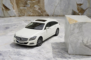 Mercedes-Benz CLS Shooting Brake in showrooms now: It's showtime for the Shooting Brake