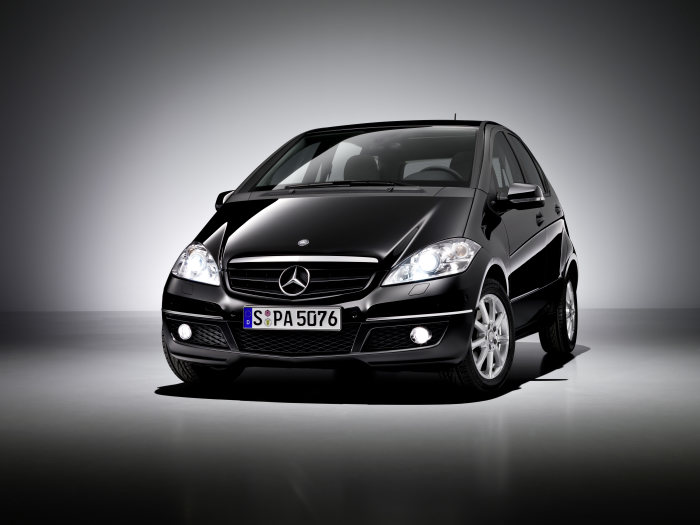 A-Class Special Edition 2009: Excitingly sensible, sporty and attractive