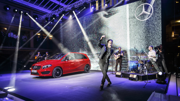 Mercedes-Benz and smart at the 2014 Mondial de l'Automobile: Modern Luxury from Paris – with Trendsetters from Mercedes, AMG and smart