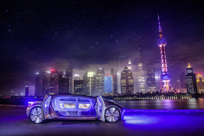 Mercedes-Benz and Baidu deepening their strategic partnership: Intelligent and connected: Mercedes-Benz at the CES in China