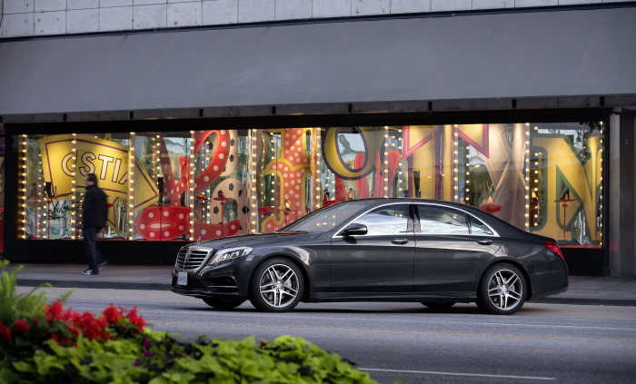Women's World Car of the Year 2014: The S-Class is number 1 for women