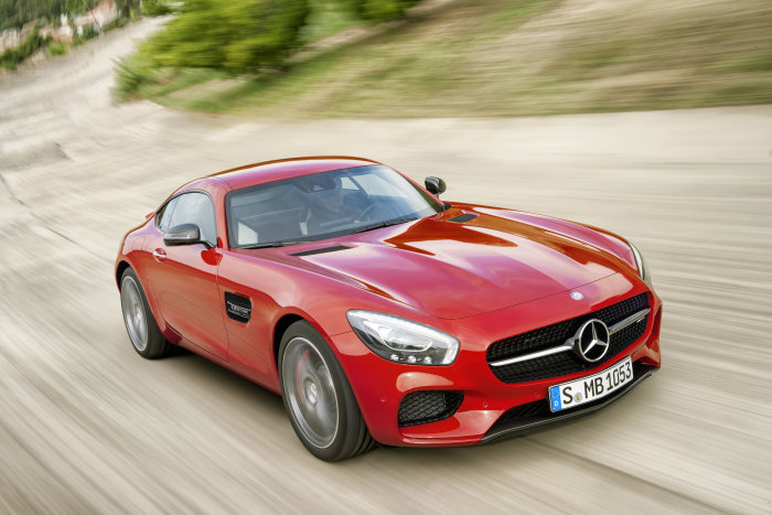 """Auto Bild Sports Car of the Year 2014"": Two first places for Mercedes-AMG"