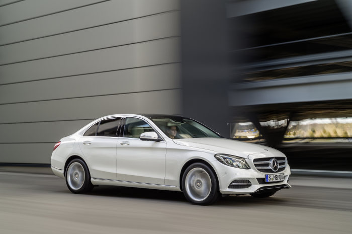 Import Car of the Year Japan 2014-2015: Mercedes-Benz C-Class honoured as the best import vehicle in Japan