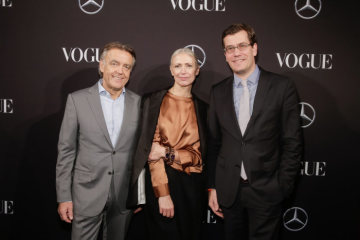 Mercedes-Benz Fashion Commitment 2015: The 12th Mercedes-Benz & VOGUE Fashion Night