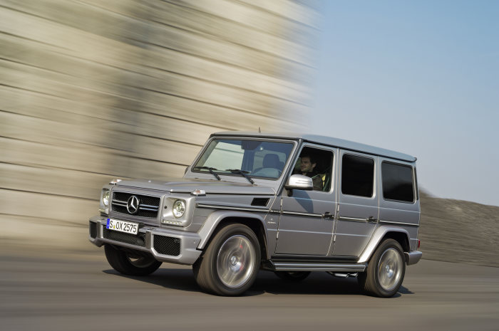 Mercedes-Benz G 63 AMG and G 65 AMG: G-Class Summit