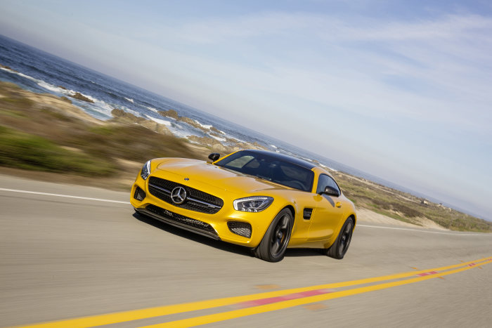 "Motor Trend: ""The best sports car Mercedes has ever built"": Mercedes-AMG GT S is the ""Best Driver's Car"""