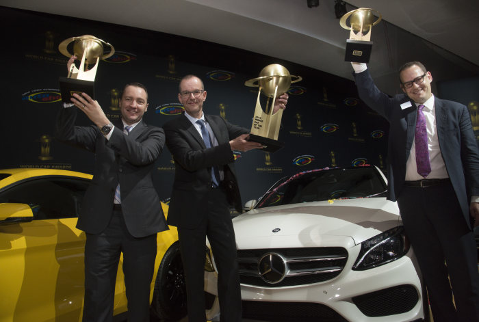 C-Class is World Car of the Year
