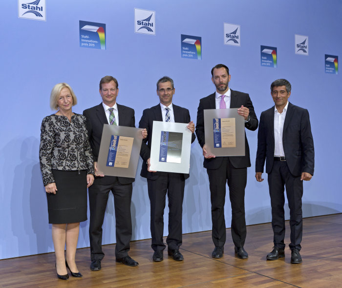 Passenger Car Diesel Technology receives the Steel Innovation Award: The Innovative Steel Pistons win again