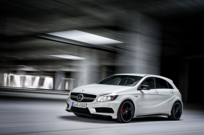 "A 45 AMG and C 63 AMG ""Edition 507"": Two new AMG models go on sale"
