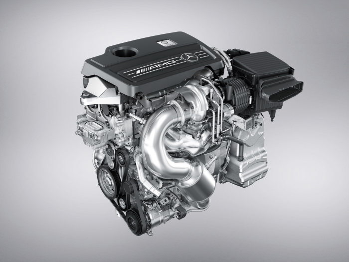 Engine of the Year Awards 2015: 2-litre Mercedes-AMG engine wins again