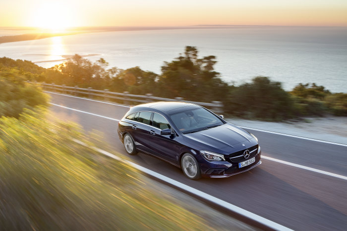 The new Mercedes-Benz CLA and CLA Shooting Brake: Update for a designer gem