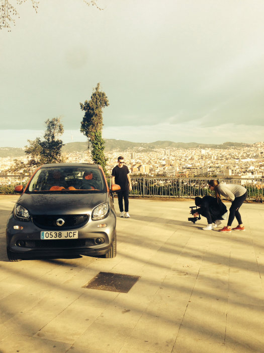 "smart forfour edition #1 im Video zum Song ""Ain't Nobody (Loves Me Better)"": ""Felix Jaehn – Ain't Nobody (Loves Me Better) feat. Jasmine Thompson"""