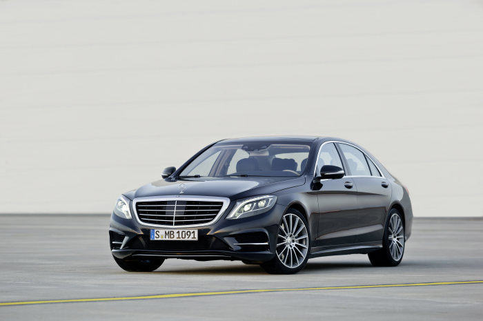 "Reader survey: ""The best cars of 2014"": The S-Class and G-Class are the best"