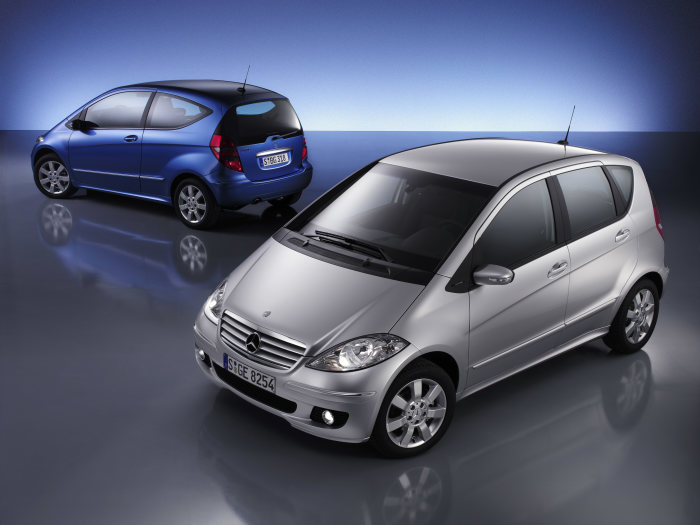 "Mercedes-Benz A-Class ""Polar Star"" special edition: A sporty and elegant arrival in time for spring"