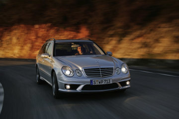 Mercedes-Benz E-Class, E 63 AMG, estate, exterior