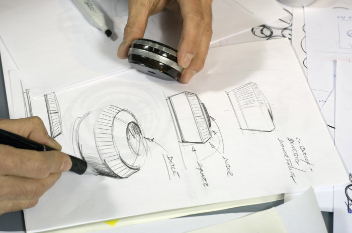 Mercedes-Benz CL-Class: One of the designers' tasks was to design the controls and displays.