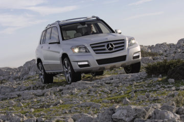Mercedes-Benz Vision GLK FREESIDE