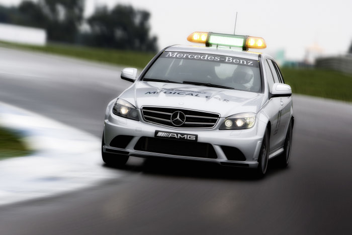 C 63 AMG T-Modell Official F1™ Medical Car