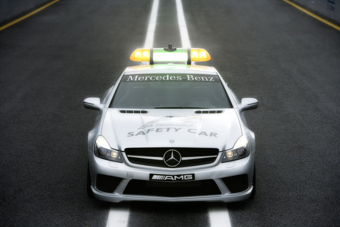 SL 63 AMG Official F1™ Safety Car