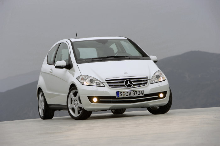 The new generation A-Class: Mercedes-Benz A 170 Coupé