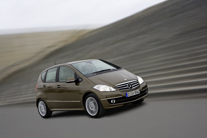 The new generation A-Class: Mercedes-Benz A 200