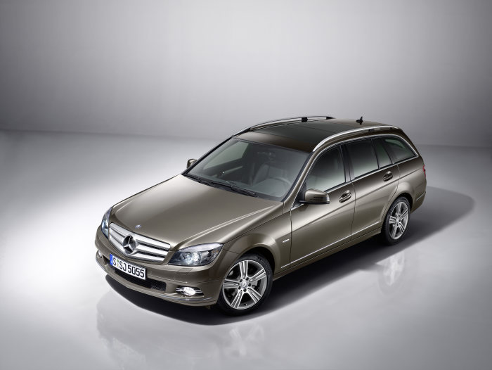 Mercedes-Benz C-Klasse Special Edition, T-Modell