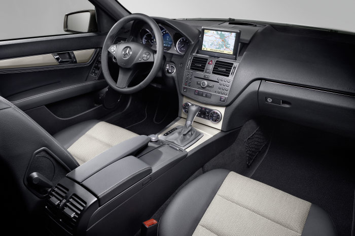 Mercedes-Benz C-Klasse Special Edition, Interieur
