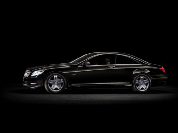 Mercedes-Benz CL-Class, exterior, design, 2010 model year