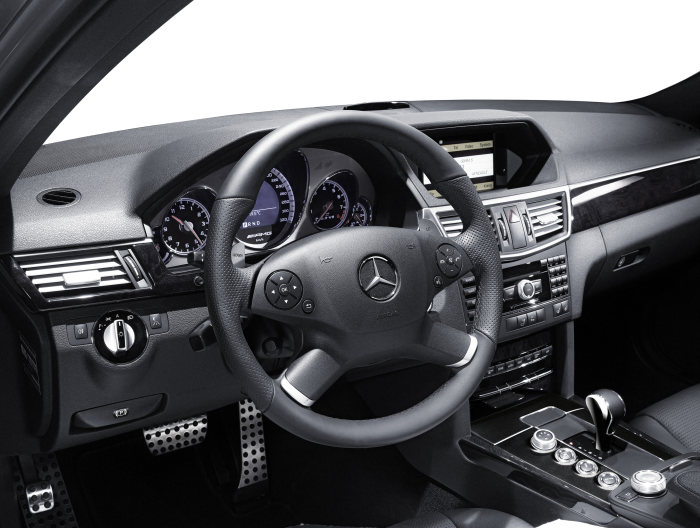 Mercedes-Benz E-Class: E 63 AMG now features even higher quality appointments