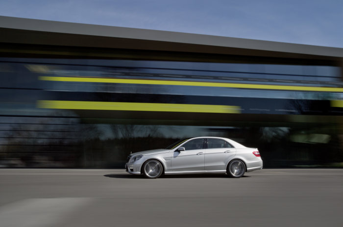 Mercedes-Benz E-Class: E 63 AMG with new AMG 5.5-litre V8 biturbo engine, exterior