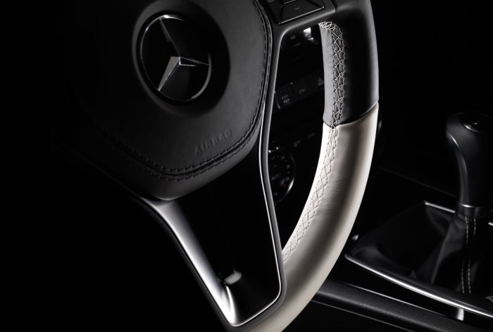 Mercedes-Benz C-Class Coupé, interior