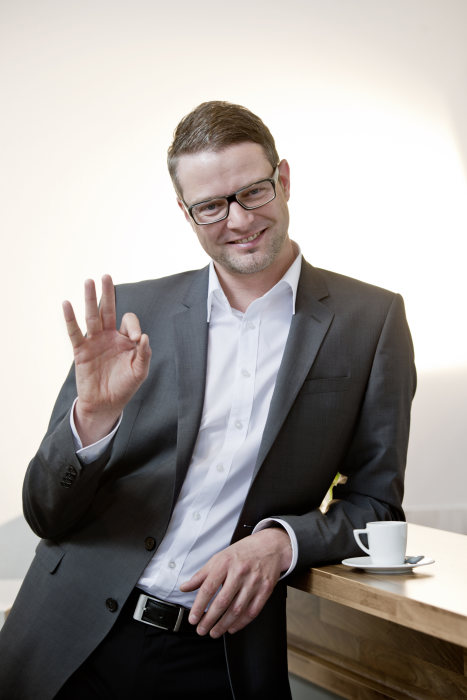 Andreas Heidl, Product Manager, C-Class Coupé