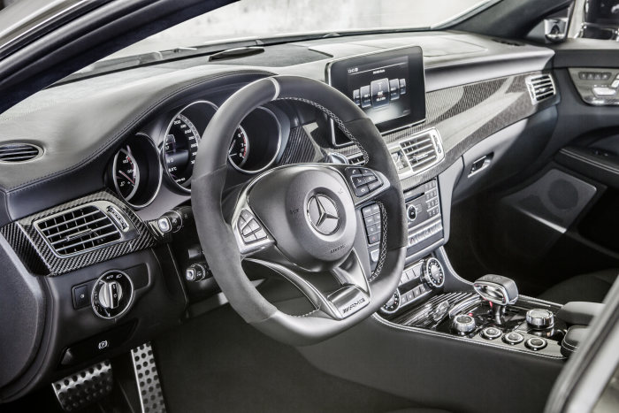 Mercedes-Benz CLS 63 AMG S-Model, model year 2014