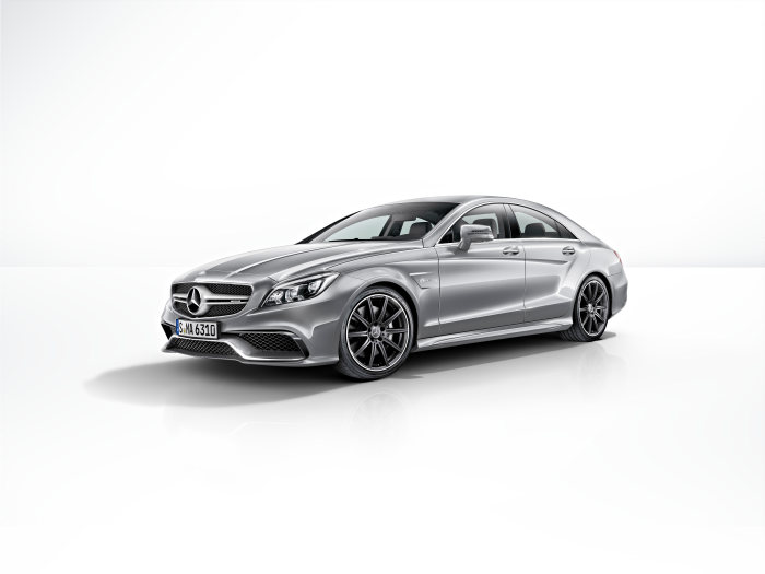 Mercedes-Benz CLS 63 AMG, model year 2014,