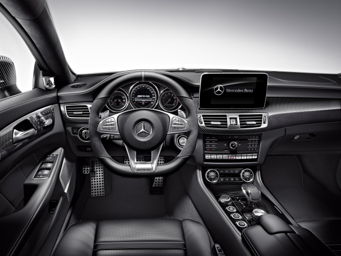 Mercedes-Benz CLS 63 AMG, model year 2014