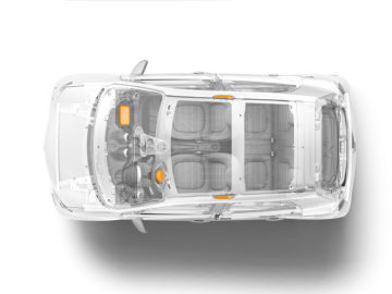 The new smart forfour 2014: graph bodyshell