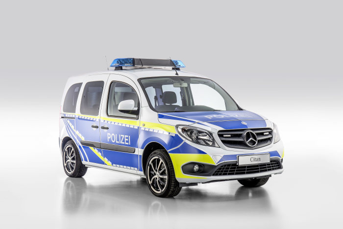 Mercedes-Benz Citan – Category Emergency Vehicles, Mosolf, Exterior