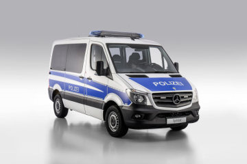 Mercedes-Benz Sprinter – Category Emergency Vehicles, Mosolf, Exterior