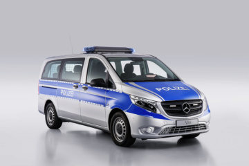 Mercedes-Benz Vito – Category Emergency Vehicles, Mosolf, Exterior