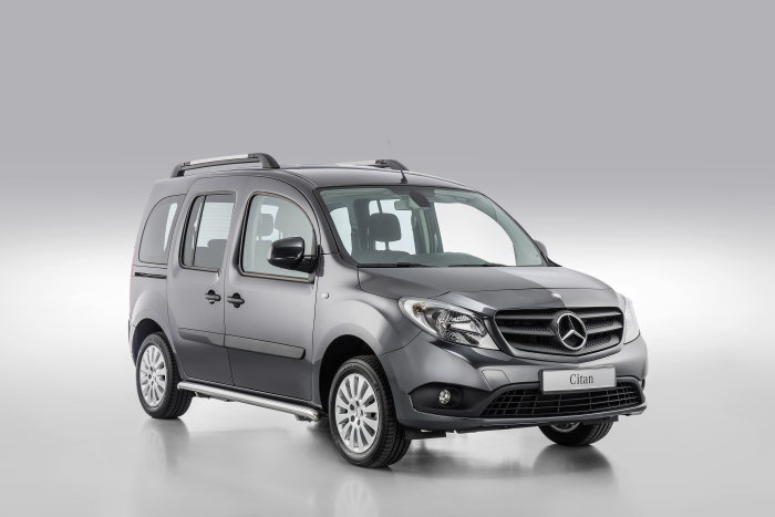 Mercedes-Benz Citan – Category Handicapped Mobility, Biermann, Exterior