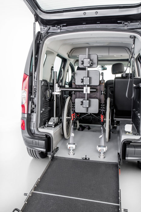 Mercedes-Benz Citan – Category Handicapped Mobility, Biermann, Interior