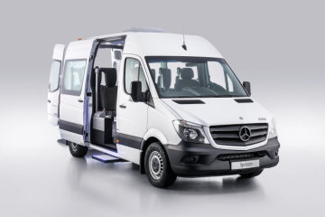 Mercedes-Benz Sprinter – Category Handicapped Mobility, Schnierle, Exterior