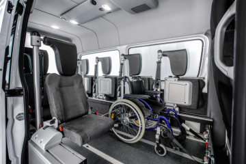 Mercedes-Benz Sprinter – Category Handicapped Mobility, Schnierle, Interior