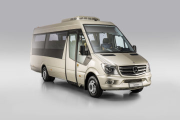 Mercedes-Benz Sprinter – Category People Mover, Minibus, Exterior