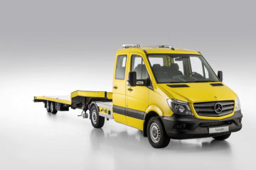 Mercedes-Benz Sprinter – Category Special Purpose Vehicles, FGS GmbH, Exterior