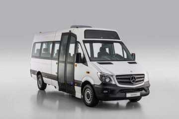 Mercedes-Benz Sprinter – Category People Mover, VDL, Exterior
