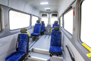 Mercedes-Benz Sprinter – Category People Mover, VDL, Interior